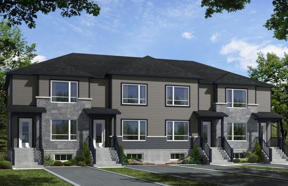 Maison De Ville Sherbrooke