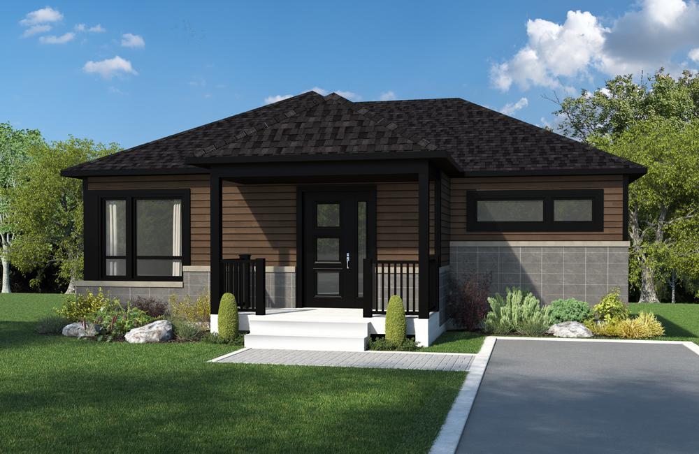 Sherbrooke les entreprises lachance - Modeles de maisons a construire ...