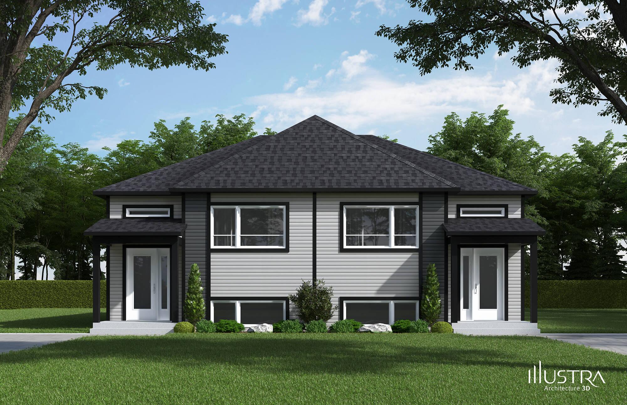 Construction maison neuve sherbrooke for Maison moderne orford